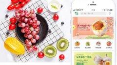 农产品商城app开的解决方案_河南云之