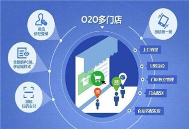 商城系统开发-O2O商城系统开发功能解决方案-河南云之梦